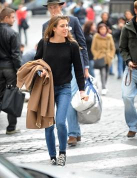 Los 10 outfits de Carlota Casiraghi
