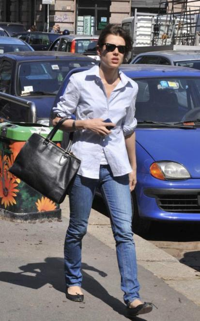 Los 10 outfits de Carlota Casiraghi