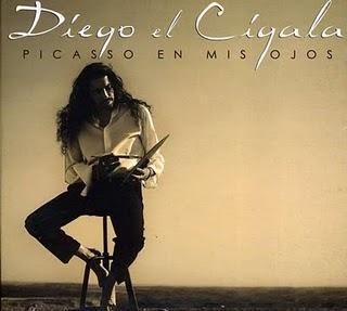 Picasso en mis ojos (2005). Diego el Cigala.