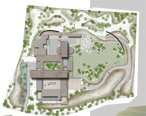 Paisajismo a cero para un villa en emiratos arabes paperblog for Plantas paisajismo