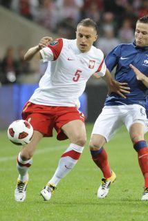 Francia vence a Polonia en Varsovia (0-1)
