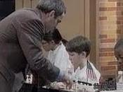 Kasparov propone proyecto europeo ajedrez escuela