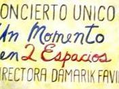 Proyecto musical Percuba Ensemble concierto Bellas Artes
