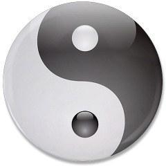Estas dos fuerzas, yin y yang, serían la fase siguiente después del ...