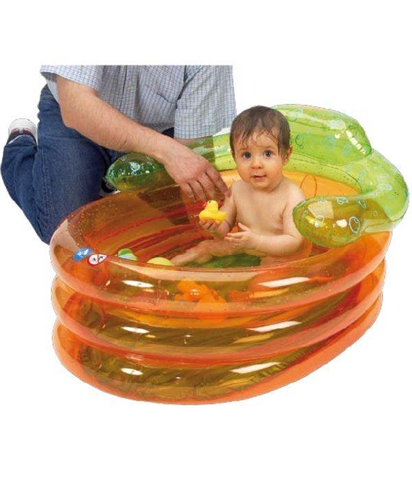 Ba era hinchable para beb s babymoov paperblog for Banera plastico bebe