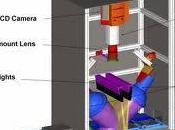 Escáner alta tecnología detecta contaminantes productos