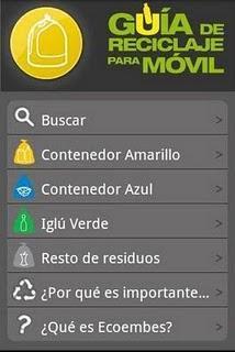 GuiaReciclaje para Android