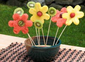 ramos de frutas para decorar