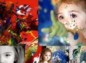 Aelita Andre, pintora joven mundo