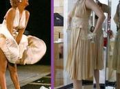 """Sale subasta vestido famoso historia cine. llevó Marilyn Monroe tentación vive arriba"""""""