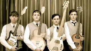 The Pacifics - The Pacifics Play Favourites