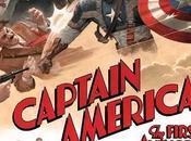 Nuevo póster retro 'Capitán América: primer vengador'