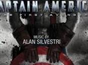 Revelada B.S.O. Capitán América: Primer Vengador