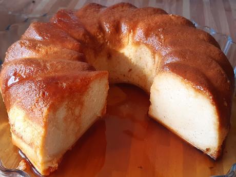 Budin de pan fino