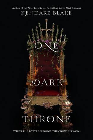 Resultado de imagen para three dark crowns book cover