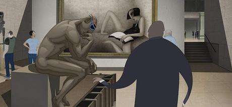 Análisis Grafico: Ruben Brandt, Coleccionista