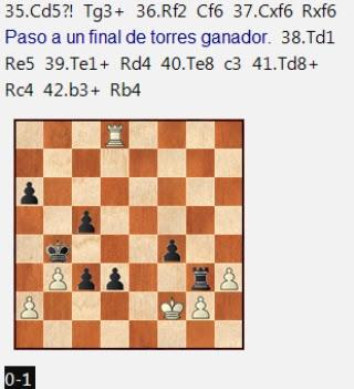 Tres nuevos fragmentos de partidas de la 3ª ronda del Campeonato por Equipos de Tenerife 2019/2020
