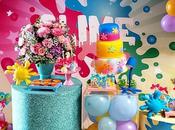 ideas para fiesta temática Slime