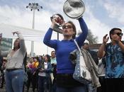 Hechos hitos protestas Chile, Colombia Haití