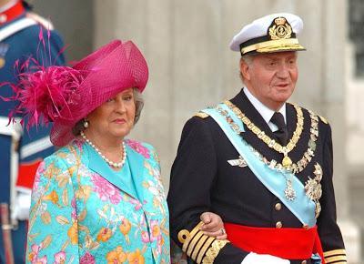 España: Fallece la Infanta Pilar