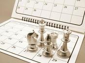 Calendario ajedrez 2020