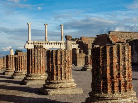 basílica del foro pompeya