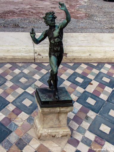 casa del fauno pompeya