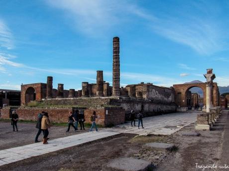 qué ver en pompeya por libre