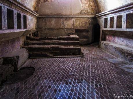 qué visitar en pompeya