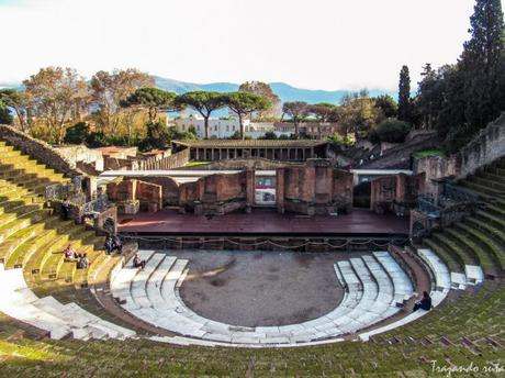 visitar herculano y pompeya en un día