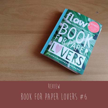 Review: Book for paper lovers #6