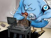 ataque bloqueo cuentas tuiter fallas conectividad país apenas asomo guerra telecomunicaciones pueden aplicar.