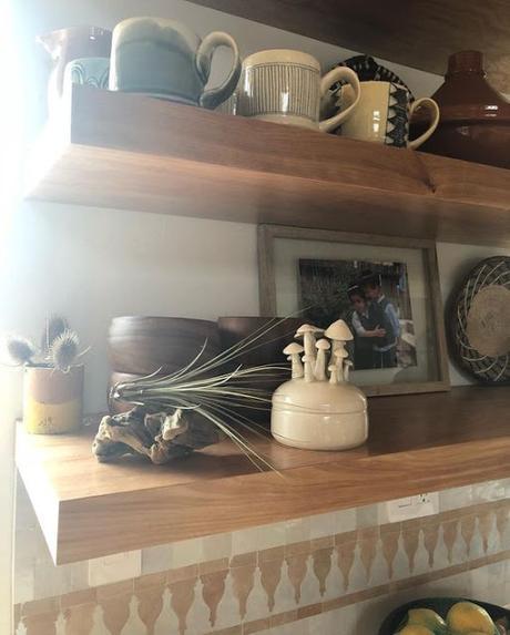 De setas, champiñones y arquitectura