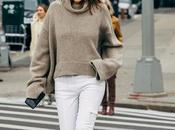 Vuelve obsesión pantalones blancos, tanto invierno como verano