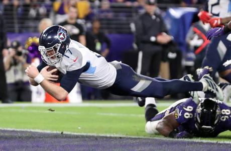 Tians 28-12 Ravens – Ronda Divisional – Playoffs NFL 2020