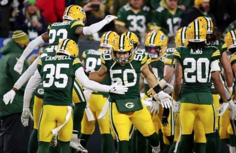 La defensiva de los Packers se presentó en la postemporada