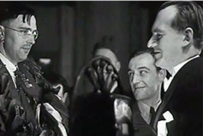 Max Euwe en Hastings 1934/1935