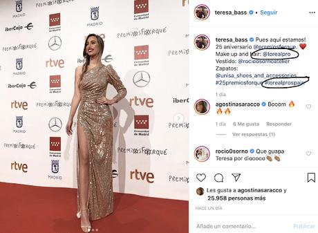 Las marcas incorporan el cine español en su estrategia de comunicación ¿Cómo? A través de Influencers.