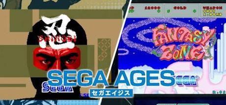SEGA prepara el lanzamiento de Shinobi y Fantasy Zone para Switch