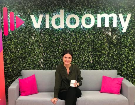 Vidoomy refuerza su departamento de Recursos Humanos con Marta Busons como su nueva Head