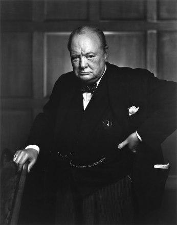 Churchill según Roberts