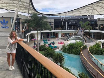 Si no te gustan los Shoppings... Pacific Fair Mall en Brisbane
