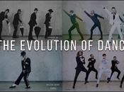 Evolution Dance 1950 2019