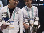2020: interesantes robots exhibieron durante feria