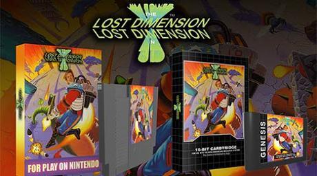 El clásico Jim Power ahora para NES... ¡y Mega Drive!