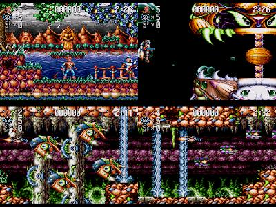 Jim Power para Mega Drive / Genesis