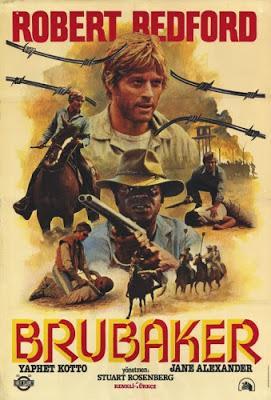 BRUBAKER (USA, 1980) Carcelario, Social, Intriga