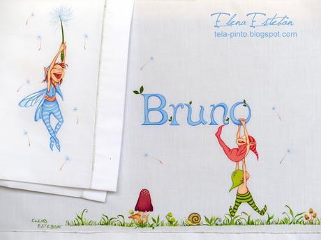 Para la cuna de Bruno