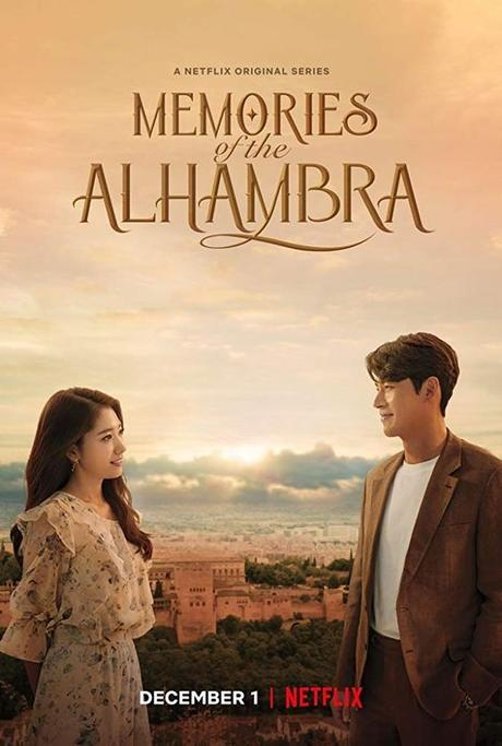 Memories of the Alhambra  While looking for the cryptic creator of an innovative augmented-reality game, an investment firm executive meets a woman who runs a hostel in Spain.  #Netflix  #Dramas #Trailers  #MoviePosters