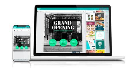 Edit la Herramienta para hacer Diseños Gratis + Sorteo